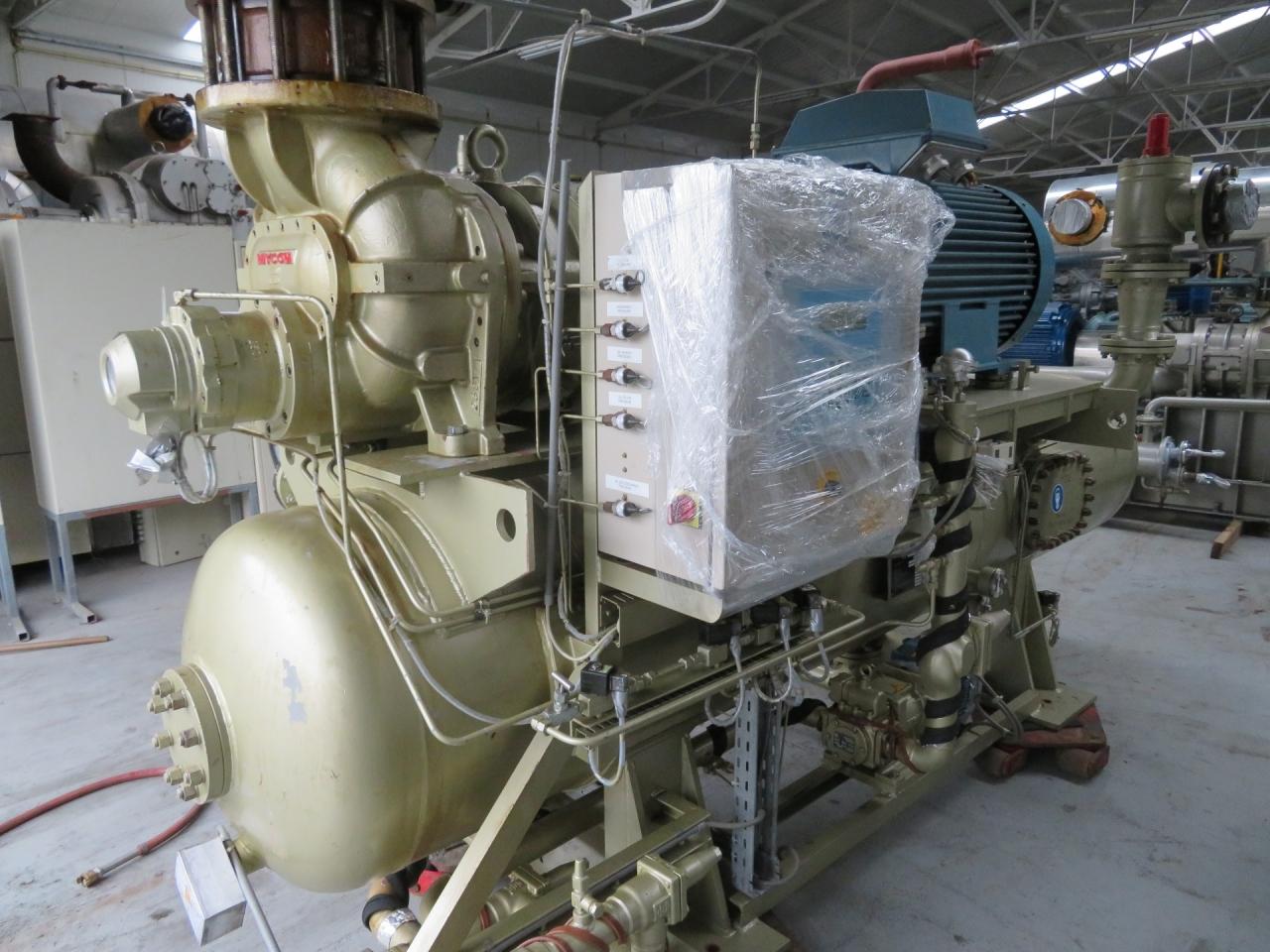 Compressor Unit Mycom 250VLD 2 6 - HOS BV